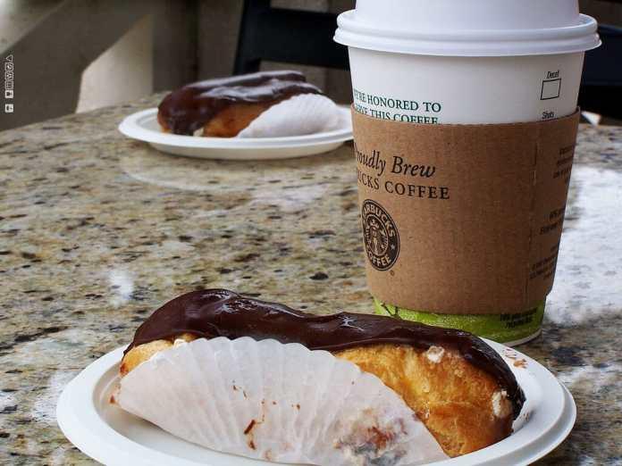 Starbucks food waste