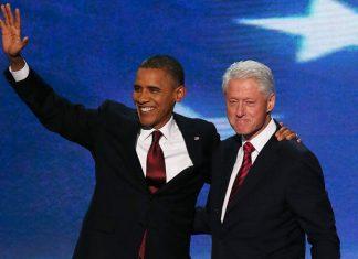 Bill Clinton, Barack Obama, climate change