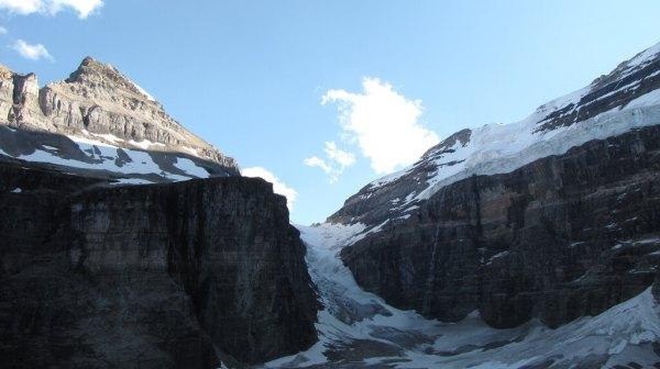 Glacier griefs