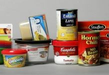 Products with BPA