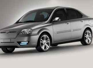 CODA electric car