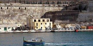Europe fishing boat