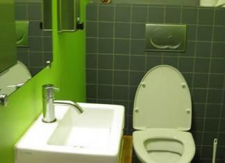Low Flow Bathroom