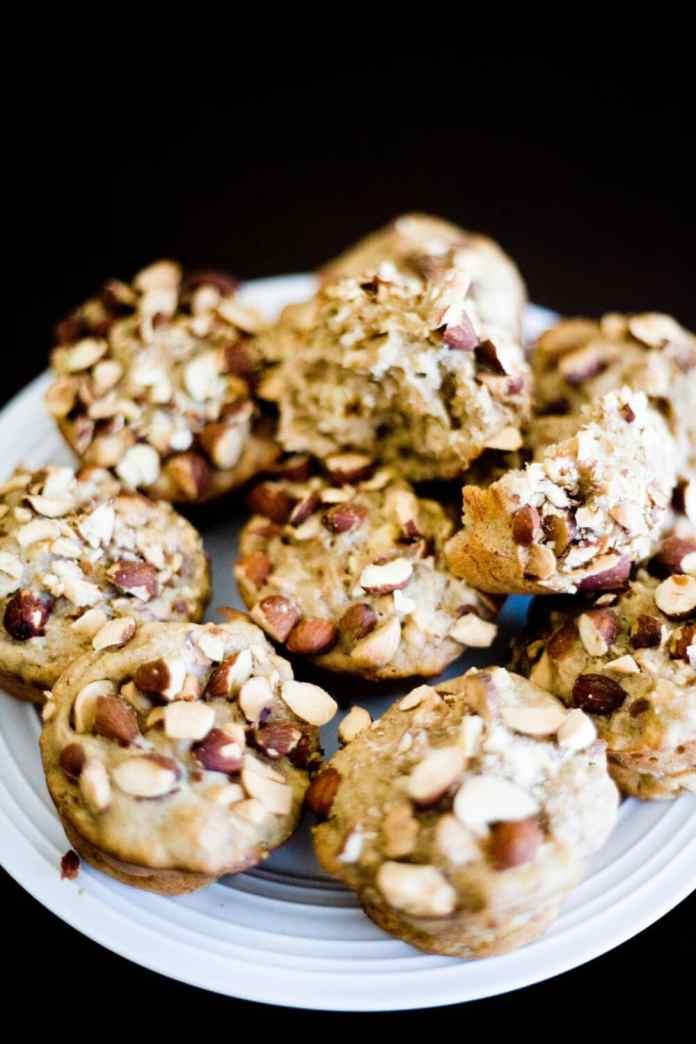 Low-Fat-Banana-Muffins
