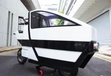 Tum VOI Electric Scooter