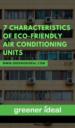 eco friendly air condition units