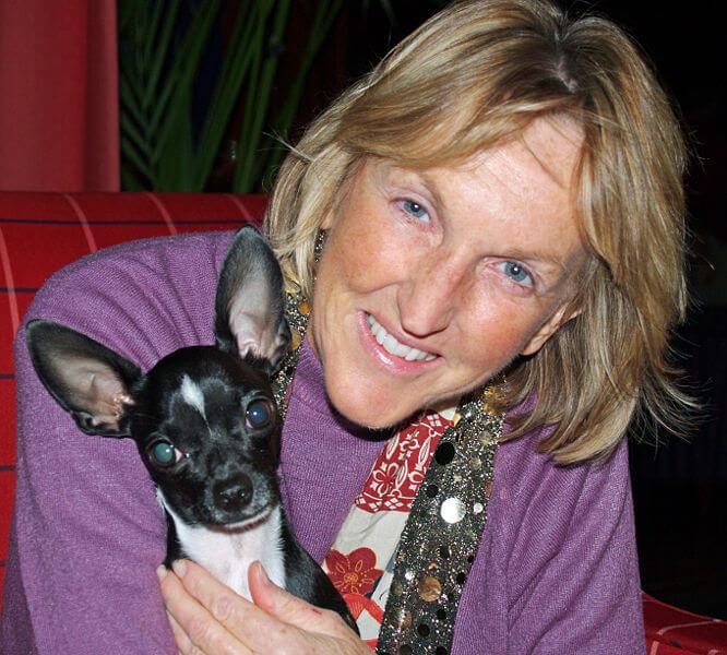 PETA President Ingrid Newkirk