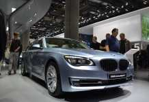 BMW F04 ActiveHybrid