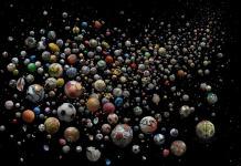 Mandy Barker Penalty soccer ball oceans art