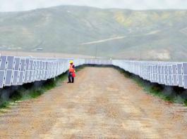 Google Sunedison Solar Plant