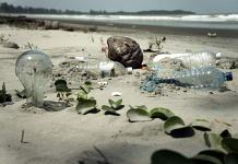Garbage Ocean Pollution