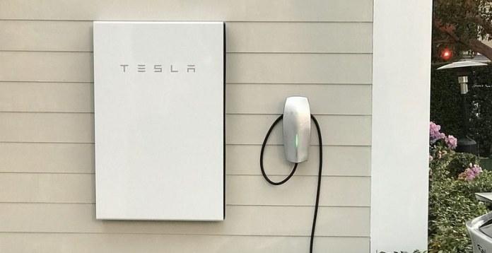 Tesla powerwall clean energy battery