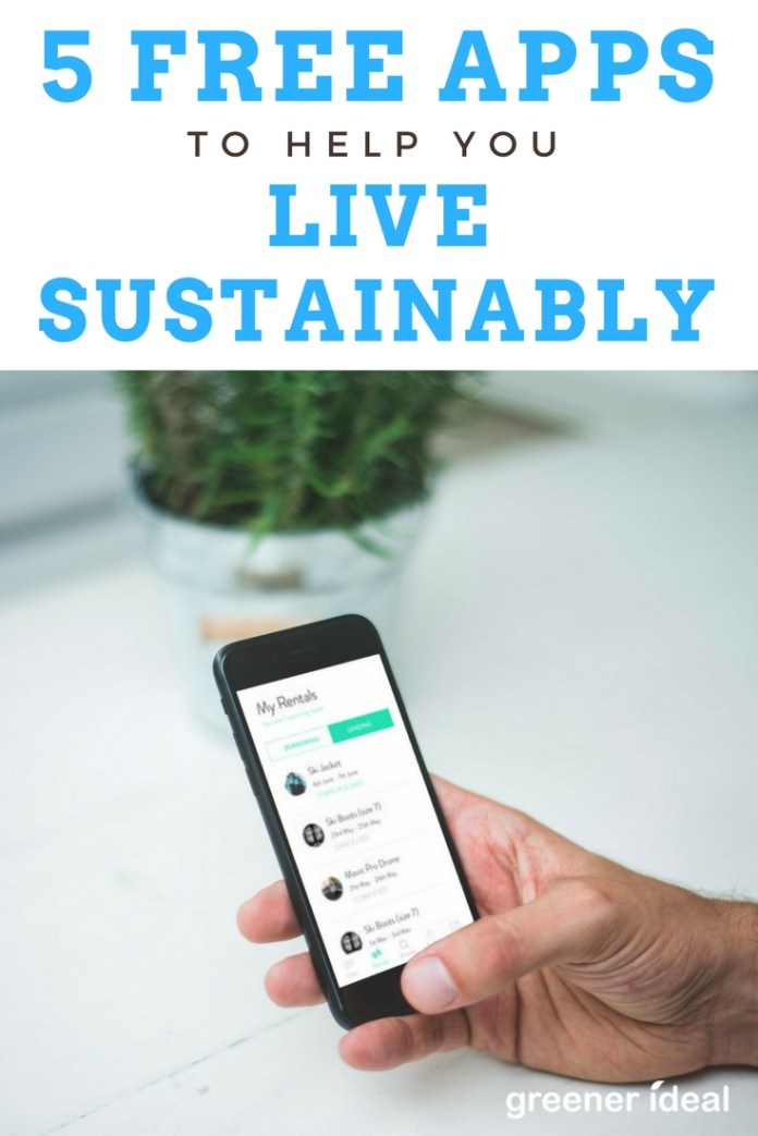 The World Economic Forum this year has cited new technologies as the most effective way to combat climate change. For most, this can start by merely downloading an app on your smartphone or tablet. Here are 5 free apps that can help you save the planet.