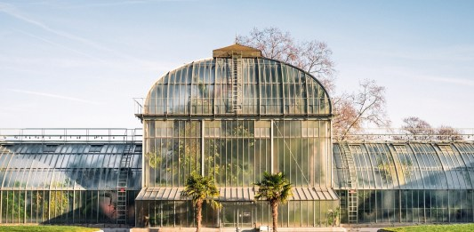 conservatory greenhouse