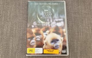 DVD Seven Worlds One Planet