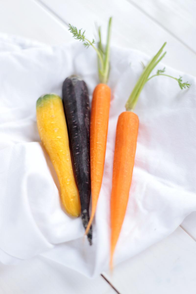 carrot and tahini spread