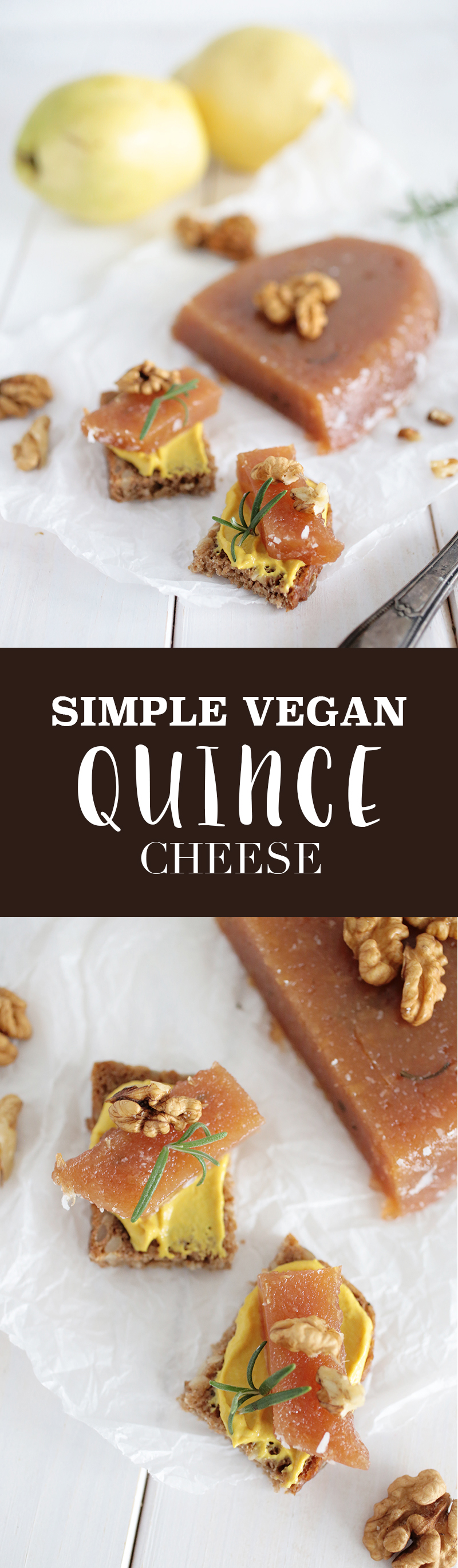 Simple Quince Cheese