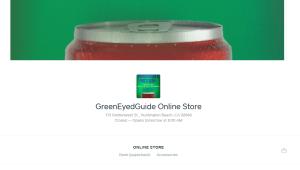 GreenEyedGuide store