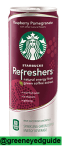 Starbucks Refreshers GreenEyedGuide