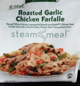 Kashi natural label dinner