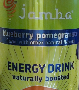 Energy Drink of the Month — September 2014: Jamba Energy Drink