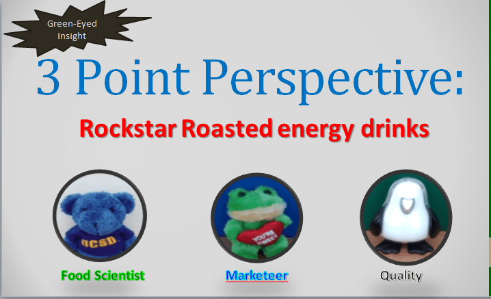 Science Behind Rockstar Roasted Energy