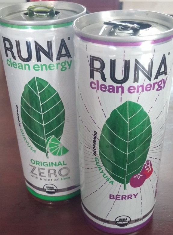 Energy Drink of the Month GreenEyedGuide Runa