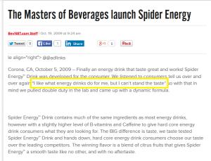 http://www.bevnet.com/news/2009/10-19-2009-spider_energy