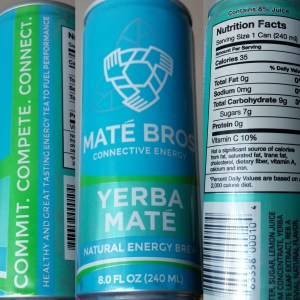 mate bros yerba mate energy drink