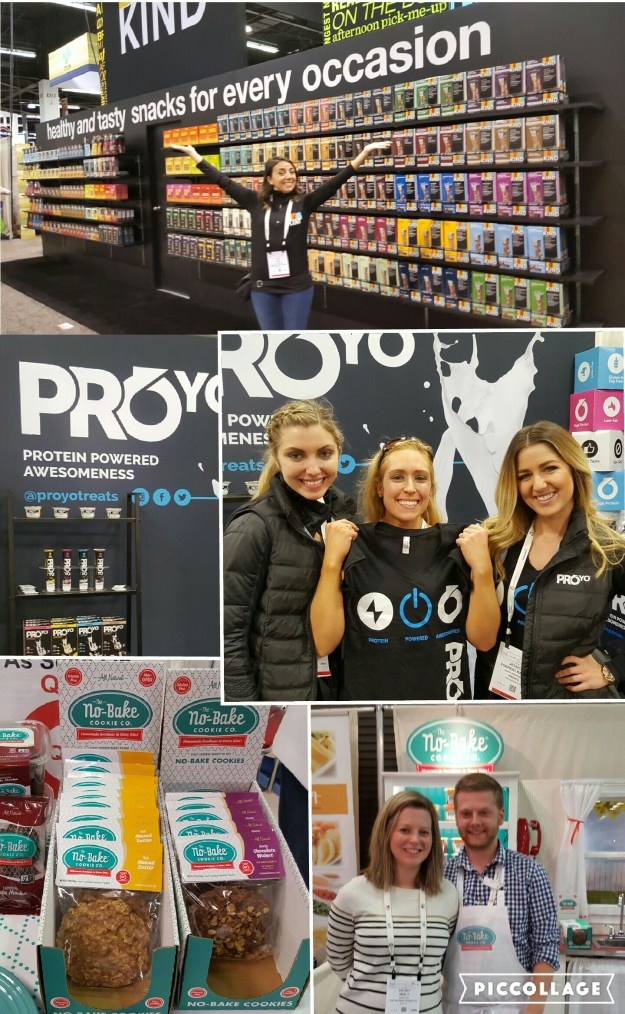 A WHOLE WALL of Kind bars! ProYo protein + probiotics + frozen yogurt = pure awesomeness! No bake cookies...for those cravings...