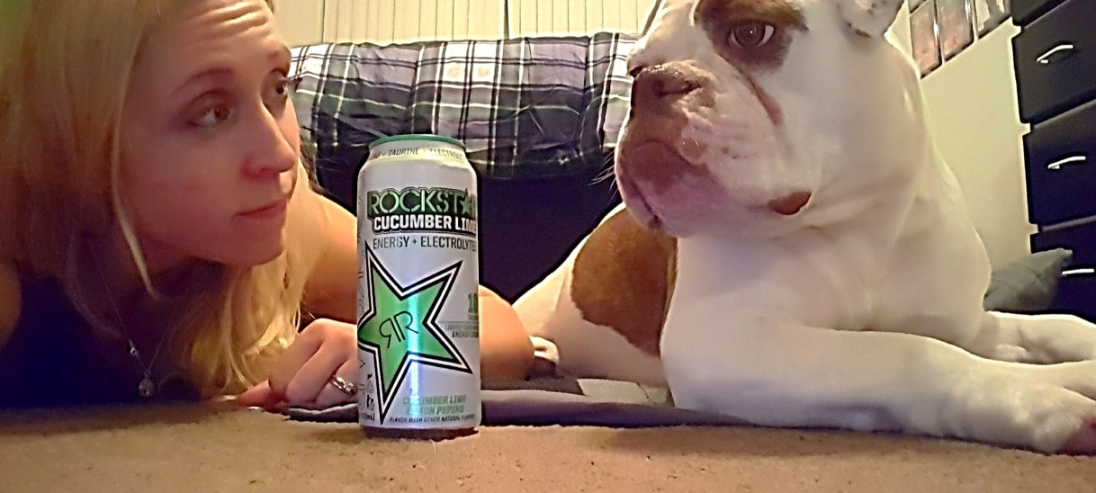 Food Scientist, Bulldog Review Rockstar Cucumber Lime [YouTube]
