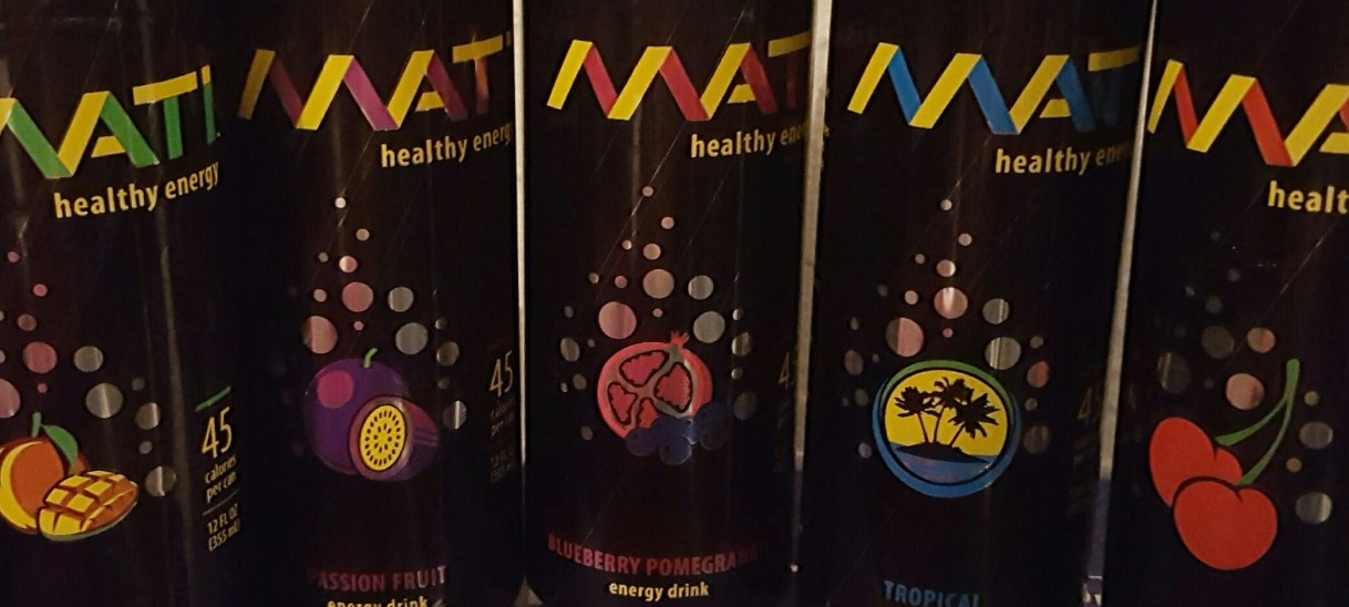 Energy Drink of the Month – March 2017: MATI Healthy Energy