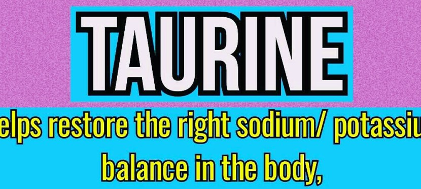 Taurine and the Heart – Book Excerpt of the Week
