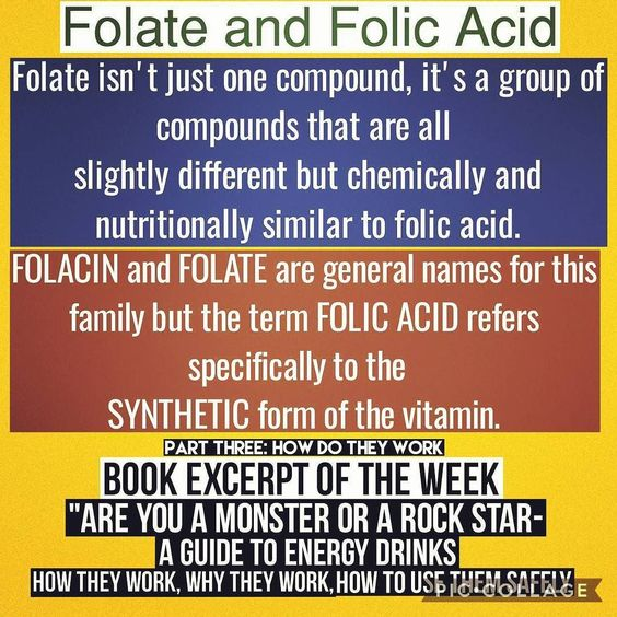 Folic Acid book excerpt