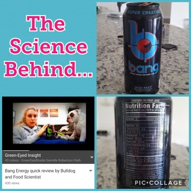 Bang Energy Blue Razz - GreenEyedGuide.com