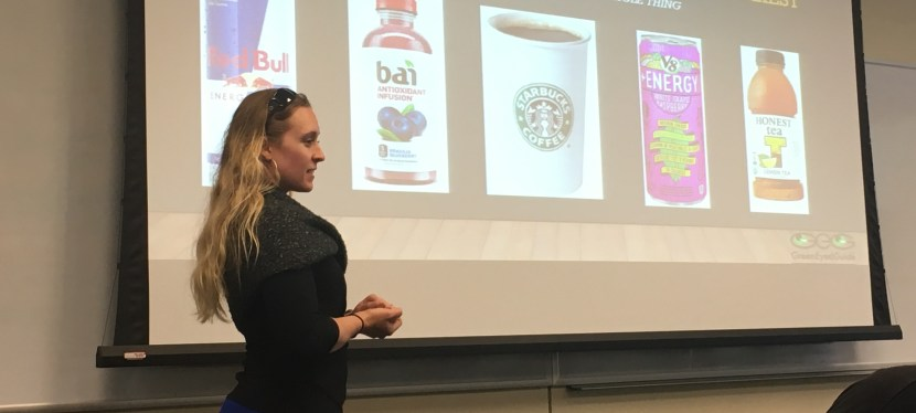 Caffeine and College Exams – GreenEyedGuide presents at Cal State Fullerton