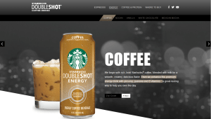 Starbucks Doubleshot Energy Drink