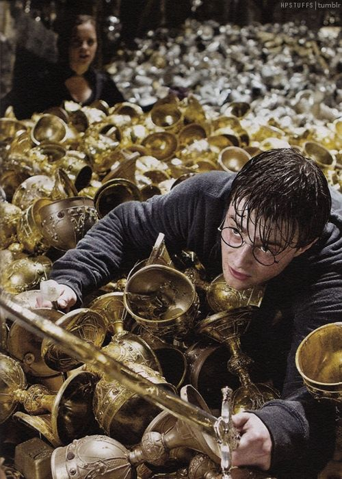 Harry Potter and the Gemino Curse