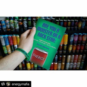 Energy Drink Book - fan photo Energy Mafia