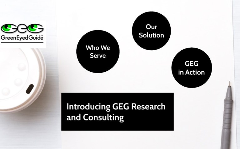 Introducing GEG Research and Consulting - PREZI presentation