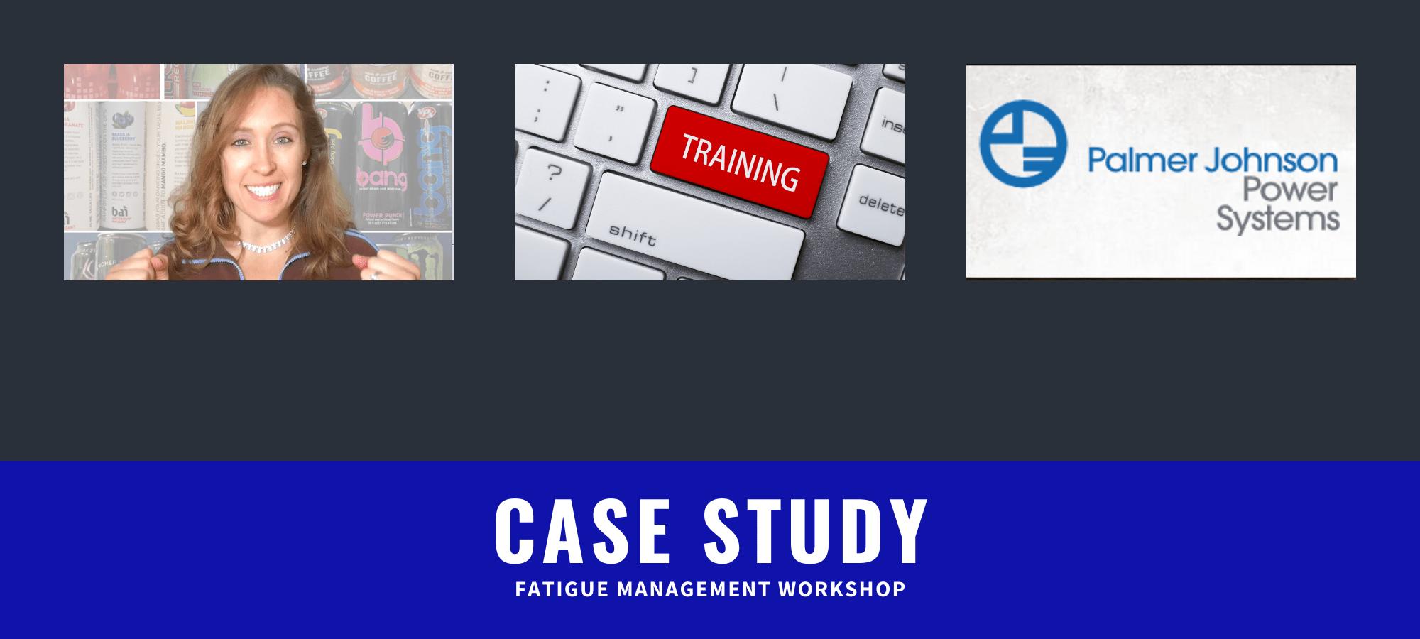 Case Study GEG Fatigue Training WP Cover