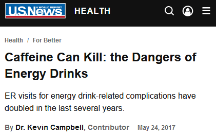 us news headline energy drink er visits