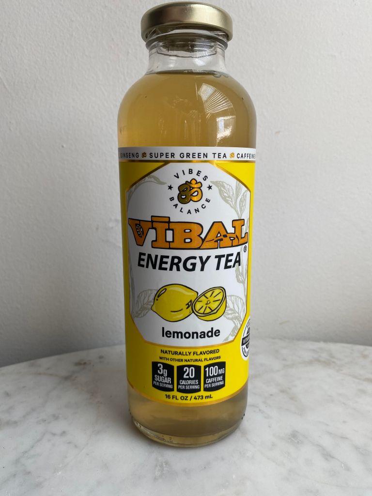 vibal energy tea front - greeneyedguide.com