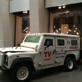 tv crew jeep