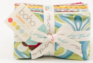 April/13 - Boho Fat Eighth Bundle
