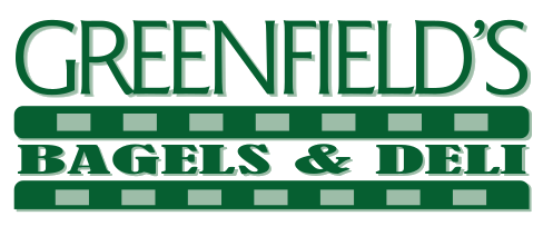 Greenfields Bagels and Deli Logo