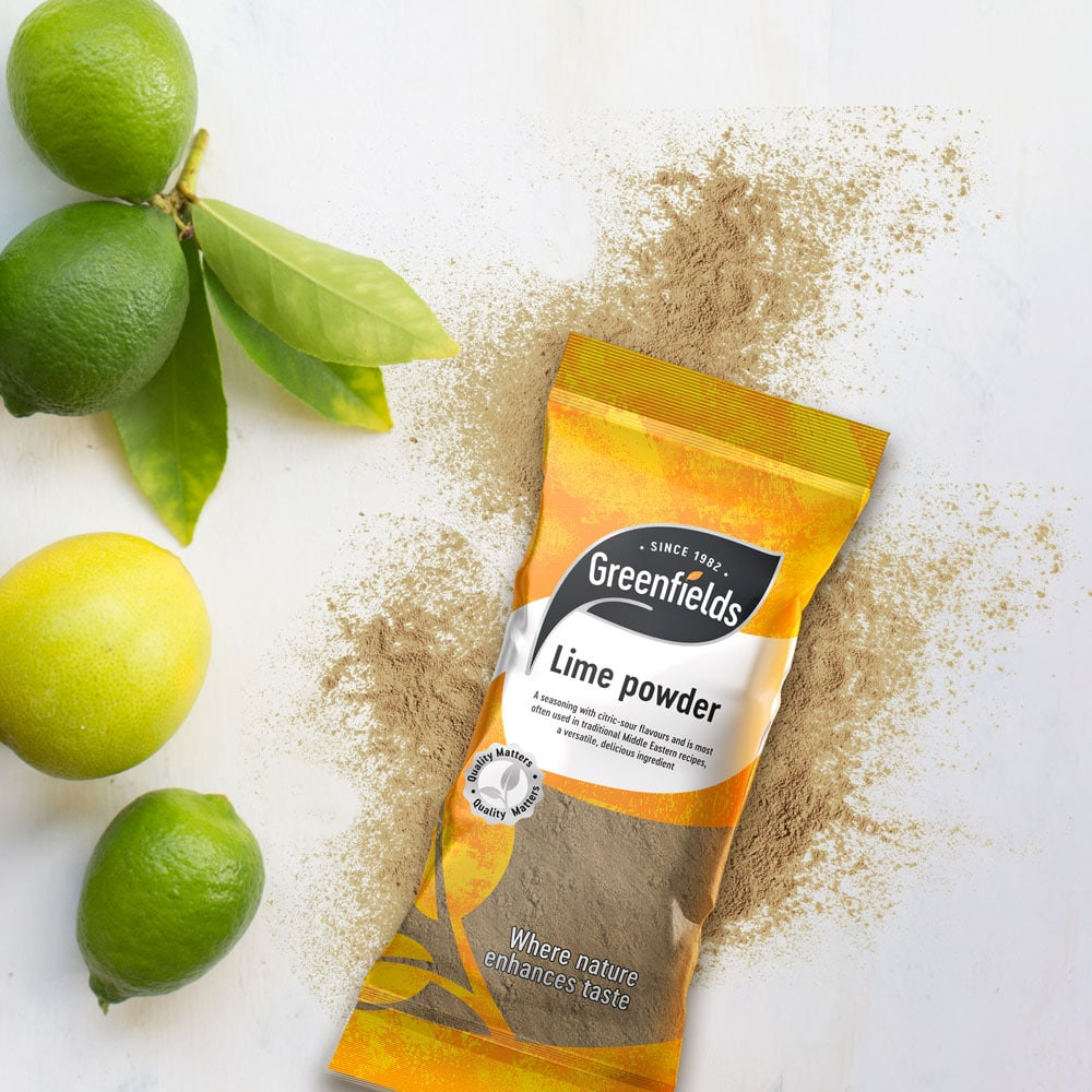 SPICES-LIME-POWDER