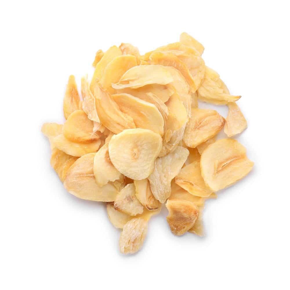 garlic-flakes