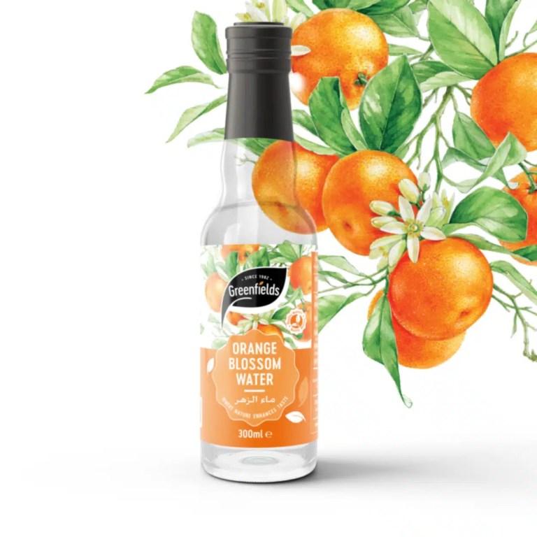 Orange Blossom Water 300ml