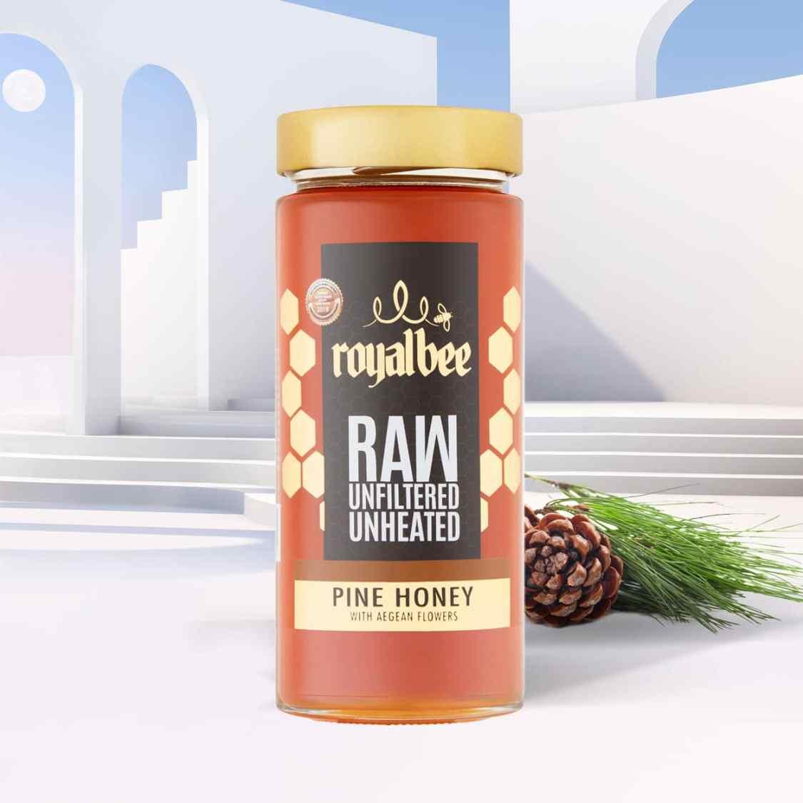 royal-bee-pine-honey